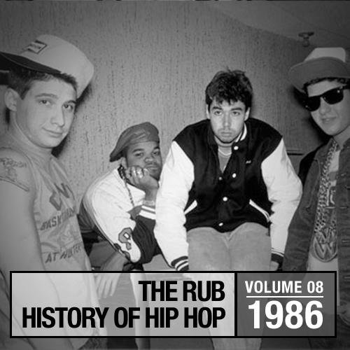 the history of hip hop music
