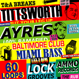 DJ Ayres / Matty C - Quarter Water Vol.1